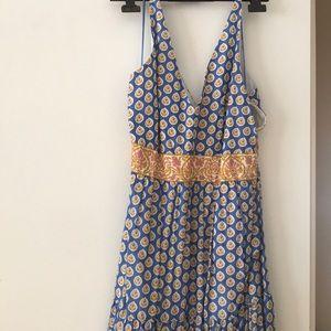 Summer Dress- Jcrew